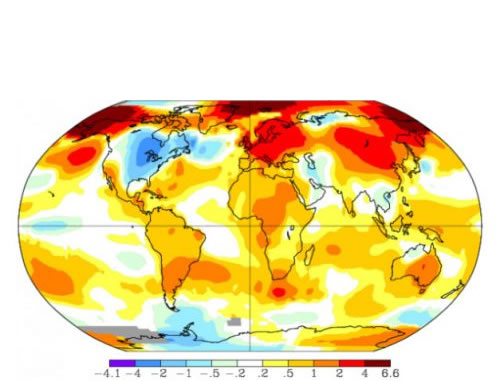 Climate Change site Two, Four, Six Degrees: You Choose post image