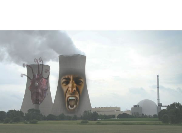 Climate Change site Let's look at Nuclear Fear post image