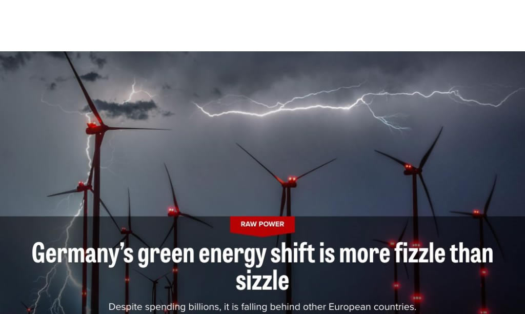 Climate Change site Is Europe's Electricity Getting Cleaner? post image