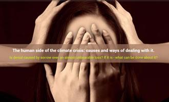 Climate change site Psychology link image