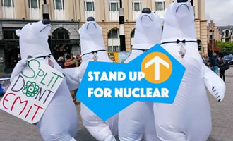 Stand up for nuclear